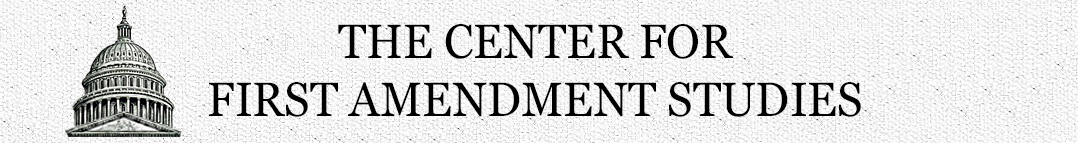 Center for First Amendment Studies