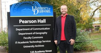 Kevin Johnson at University of Delaware