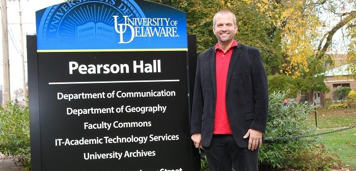 Center Delivers Talk on Rhetoric, Television Ratings, and Freedom of Expression at the University of Delaware