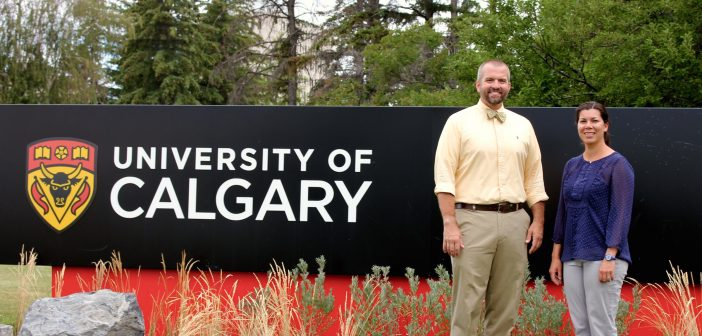Center Visits the University of Calgary to Talk Free Speech, Press, and Religion in Schools