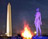 Blocking Nude Woman Statue on National Mall: A First Amendment Violation?
